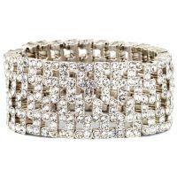 femme Anne Klein Jewellery Bracelet Watch 60168565-G03