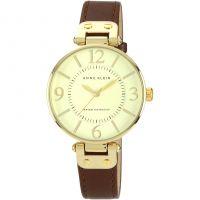 Damen Anne Klein Watch 10/N9168IVBN