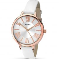 Sekonda Summertime Editions Dameshorloge Wit 2327