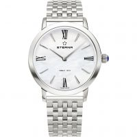 Eterna Eternity Dameshorloge Zilver 2720.41.62.1738
