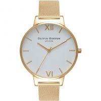 Damen Olivia Burton Big Dial Uhr