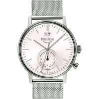 Mens Bruno Sohnle Stuttgart GMT Watch 17-13180-240