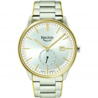 Bruno Sohnle Triest Herenhorloge Tweetonig 17-23182-242