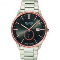 Mens Bruno Sohnle Triest Big Watch