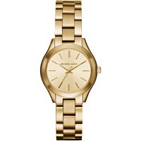 Damen Michael Kors mini Slim Runway Uhr
