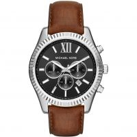 Michael Kors Lexington Herenchronograaf Bruin MK8456