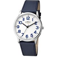Limit Herenhorloge Blauw 5613.37