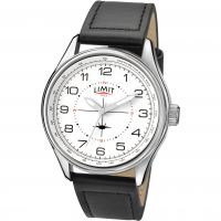 Limit Pilot Herenhorloge Zwart 5616.01