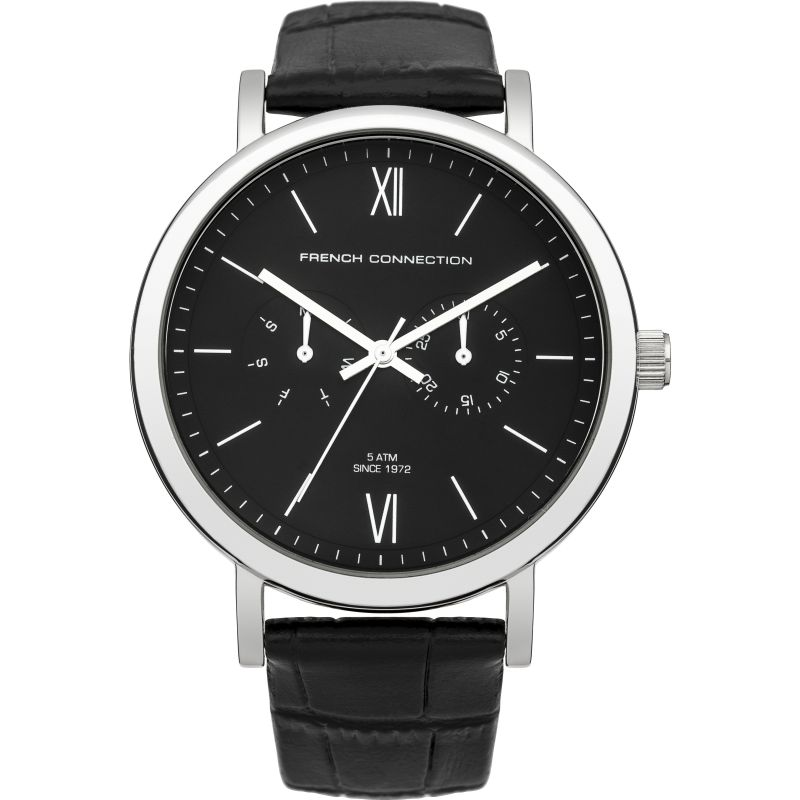 Mens French Connection Watch FC1223BBA
