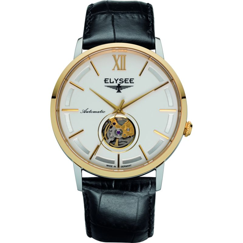 Mens Elysee Classic Automatic Watch 77011