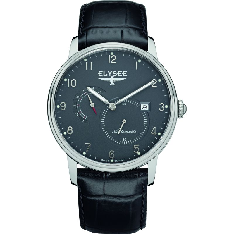 Mens Elysee Classic Automatic Watch 77015G