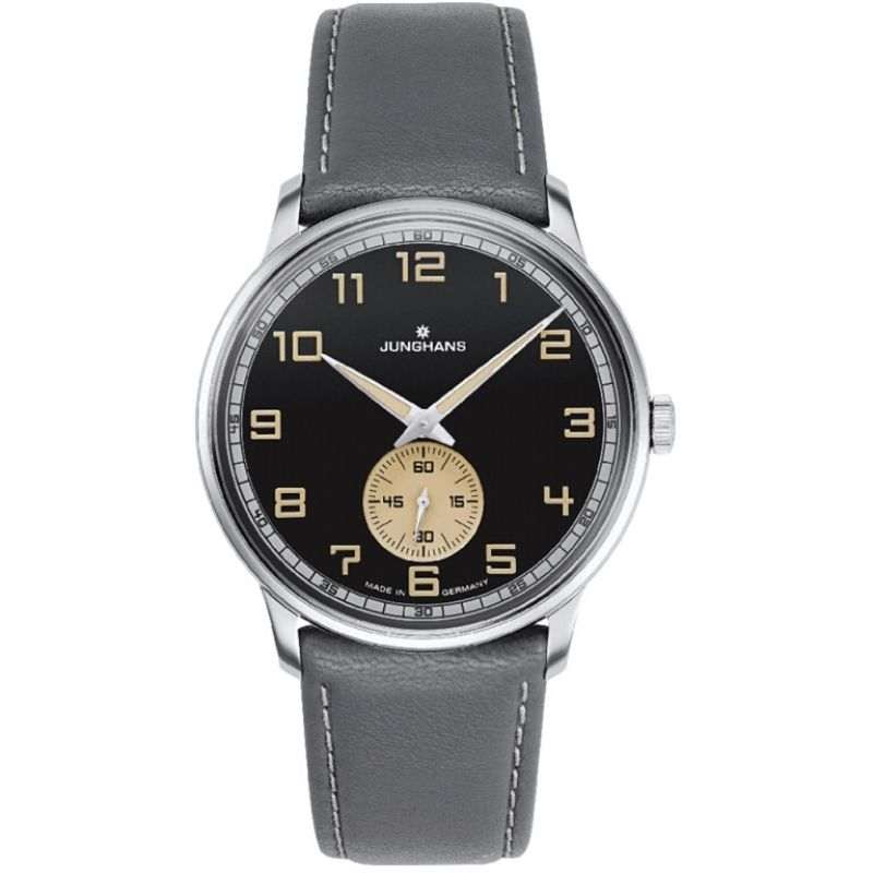 Mens Junghans Meister Driver Handwinding Mechanical Watch