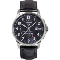 Mens Junkers Mountain Wave Project GMT Watch