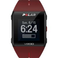 Unisex Polar V800 Bluetooth Heart Rate Monitor GPS Smart Alarm Chronograph Watch 90060774