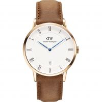 Herren Daniel Wellington Dapper 38mm Durham Uhr