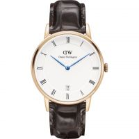 Damen Daniel Wellington Dapper 34mm York Watch DW00100093
