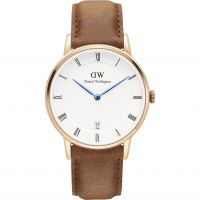 Damen Daniel Wellington Dapper 34mm Durham Watch DW00100113