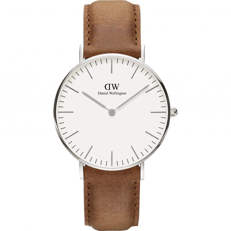 Mens Daniel Wellington Classic 36mm Durham Watch