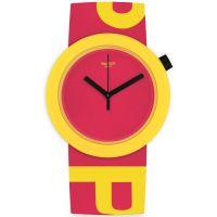 Unisex Swatch Pop-Tastic Watch PNJ100