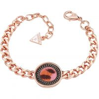 Biżuteria damska Guess Jewellery Animal Twist Bracelet UBB82003-L