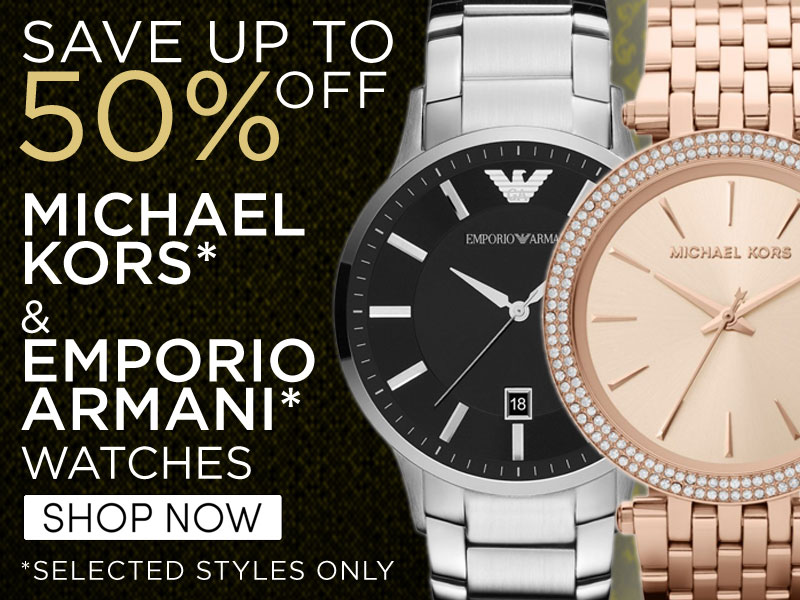 50% off Watchshop