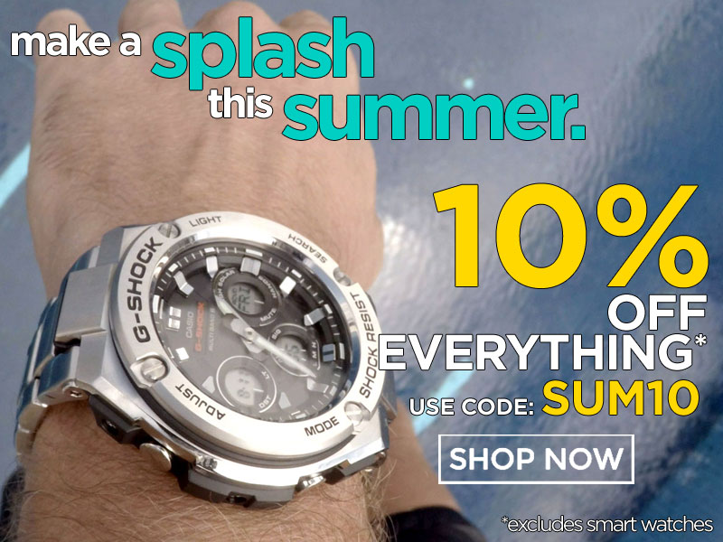 10% off everything - Watchshop