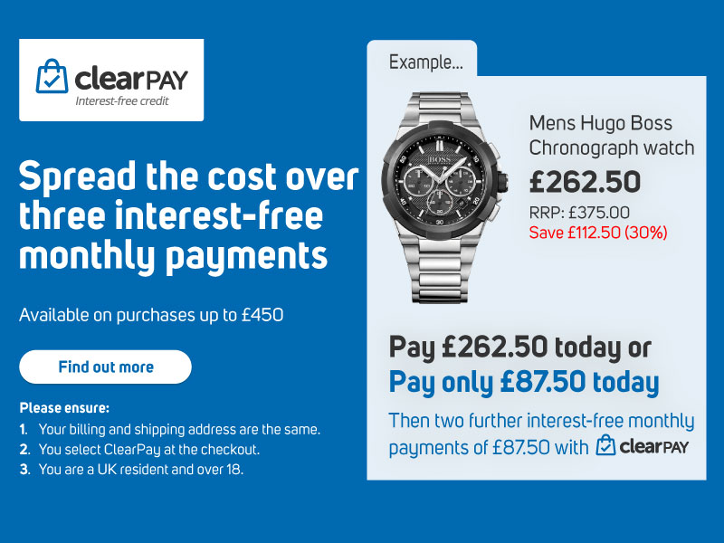 ClearPay - Watchshop
