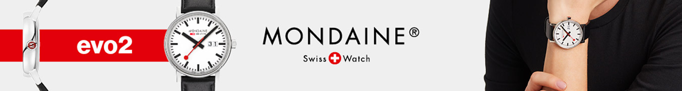 Mens Mondaine Watches