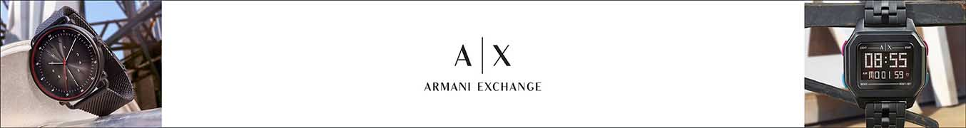Mens Armani Exchange Watches