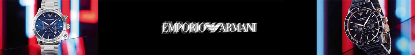 Mens Emporio Armani Watches