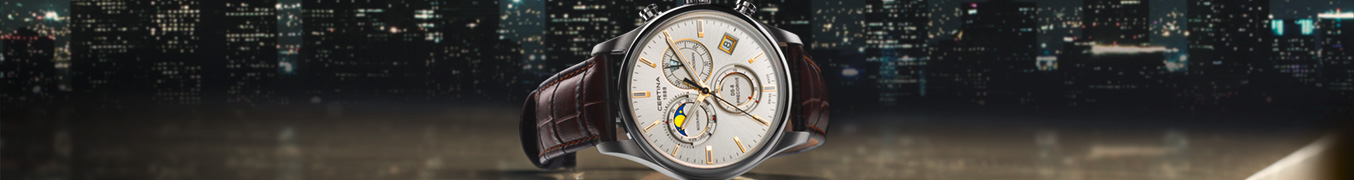 Luxury Moonphase Watches