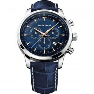 Feeling blue? Check out these stunning blue watches