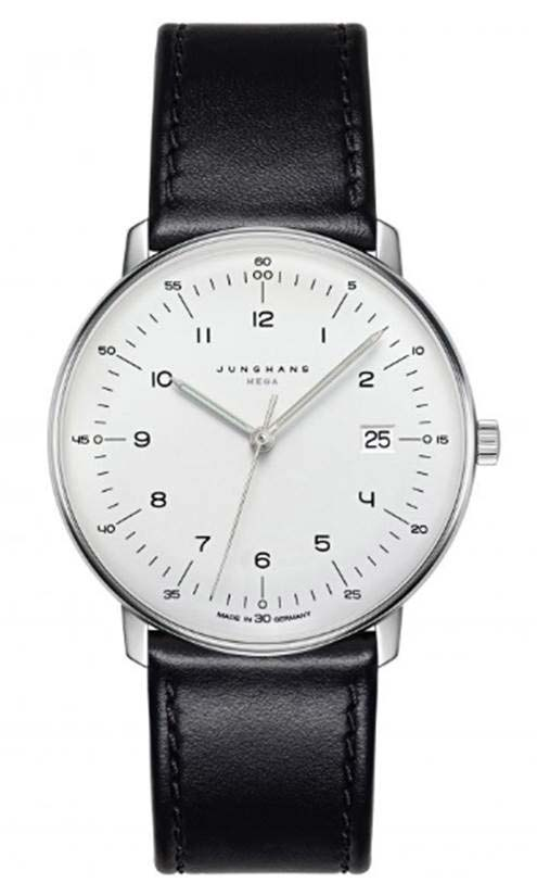 Junghans max bill Mega Radio Controlled Watch 058/4200.00