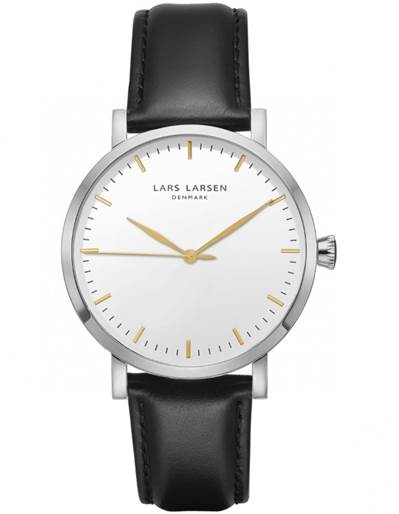 Lars Larsen men's LS43 watch