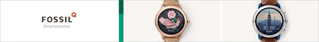 Discover Fossil Q