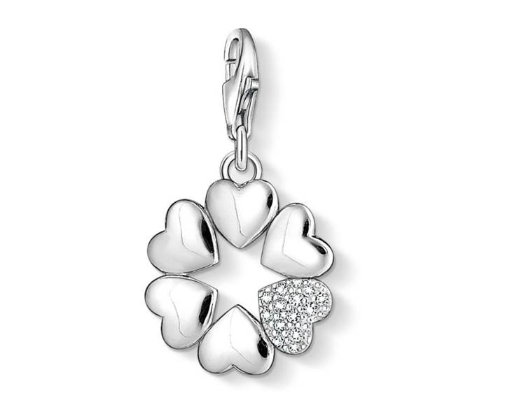 Thomas Sabo Hearts charm