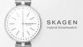 Discover Skagen Hybrid Watches