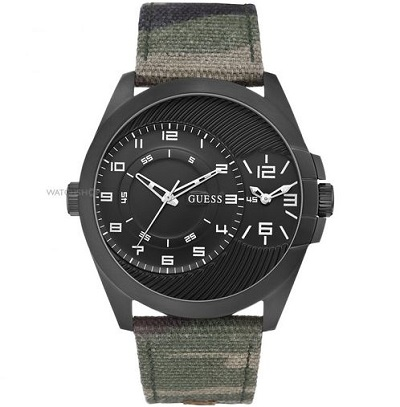 Guess Commando Mens Watch