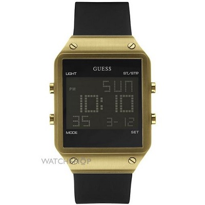 Guess Radar Alarm Chronograph Mens Watch