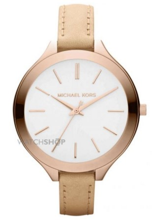 Michael Kors ladies runway watch