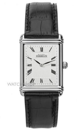 Michel Herbelin Men's Watch 1925 Art Deco Spirit