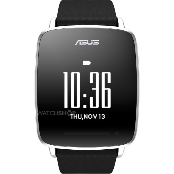 ASUS Unisex Vivowatch Bluetooth Smart Heart Rate Monitor Alarm Chronograph Watch