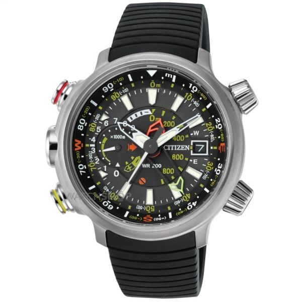 Citizen Men's Promaster Altichron Eco-Drive Watch