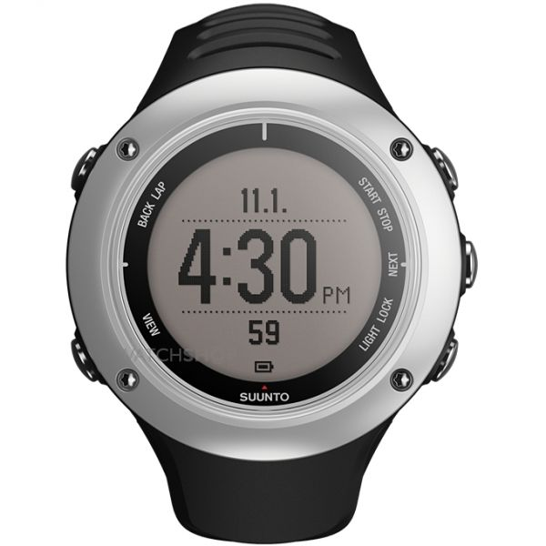 Suunto Unisex Ambit2 S Bluetooth Graphite Alarm Chronograph Watch