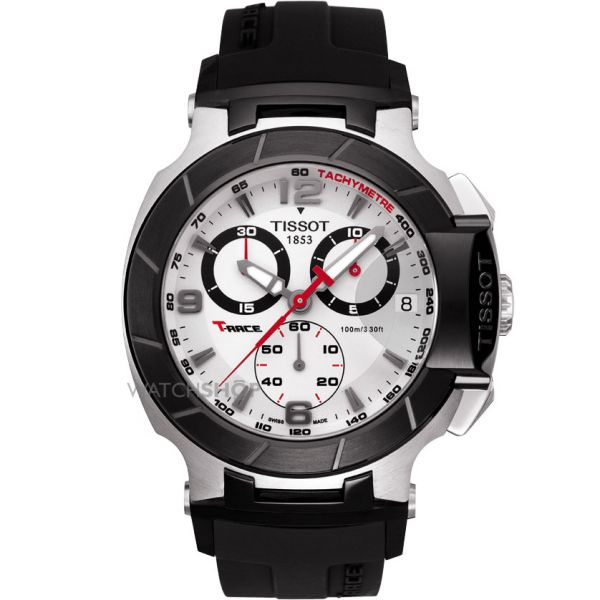 Tissot Men's T-Race Chronograph Watch