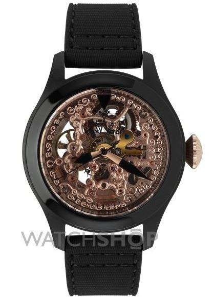ToyWatch Men's Toy2Fly Skeleton Watch