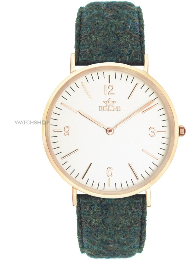Birline Unisex Stanmore Rose Gold Watch