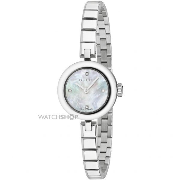 Gucci Ladies' Diamantissima Small Diamond Watch