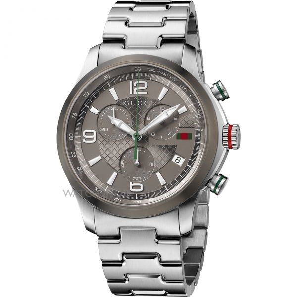 Gucci Men's G- Timeless XL Chronograph Watch