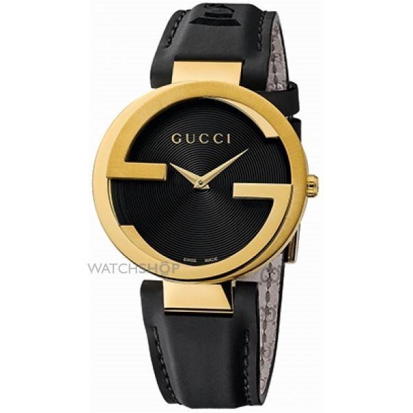 Gucci Men's Interlocking G Watch